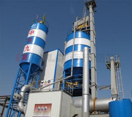 南方路机FBZ6000站式干混砂浆搅拌设备