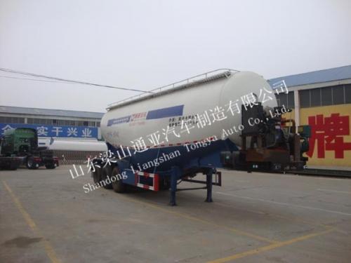 通亚汽车CTY9402GXHA散装水泥运输车