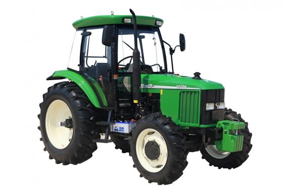 天拖TN754型轮式拖拉机
