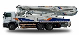 中联重科ZLJ5339THB 47X-5RZ混凝土泵车