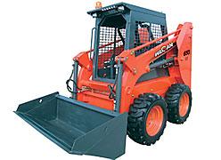 威肯GM650滑移装载机