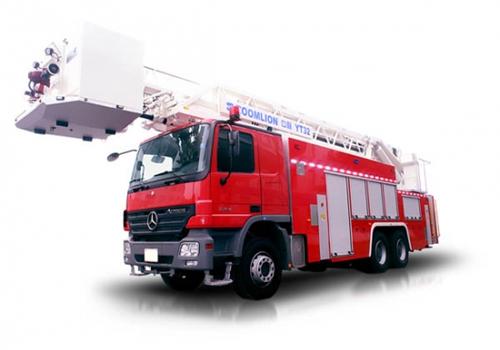 中联重科ZLJ5320JXFYT32型多功能云梯消防车