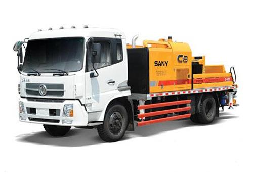 三一重工SY5128THB-11020C-8WC8 系列车载泵