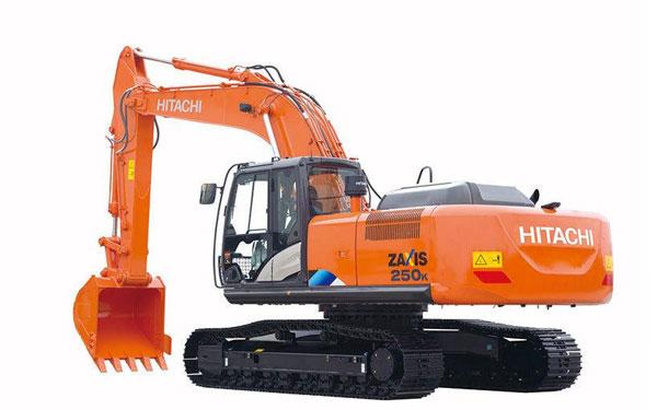 日立250K-5A履带挖掘机