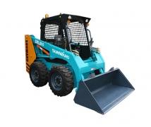 山河智能SWL2810轮式滑移装载机