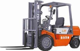 合力α系列2-3.5t平衡重式内燃叉车