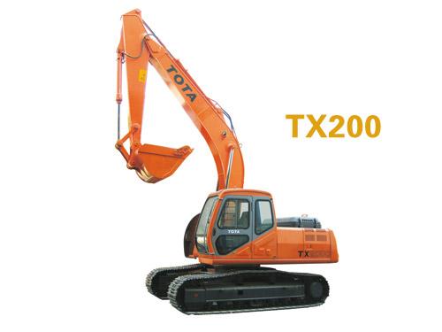 厦装TX200挖掘机