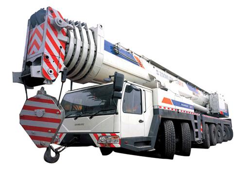 中联重科QAY400全地面起重机