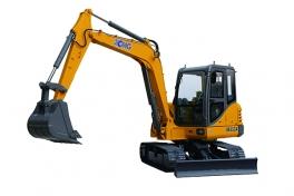 徐工XE65CA小型挖掘机