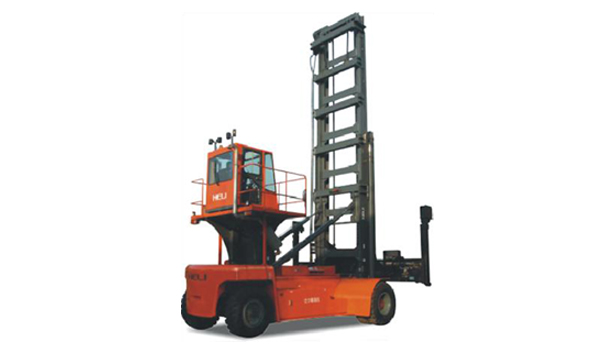 合力CPCD250EC8-Vo集装箱空箱堆高机