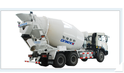 海诺HNJ5250GJBJB(10方)混凝土搅拌运输车