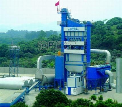 沧田重工LB3000B沥青搅拌设备