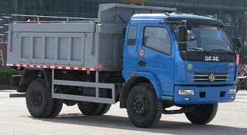 湖北合力自卸式垃圾车-EQ1100LJ13DC