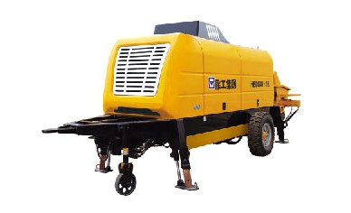徐工HBDS80×18拖泵