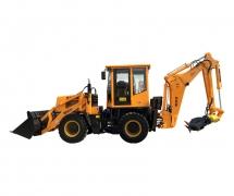 全工WZ30-25挖掘装载机