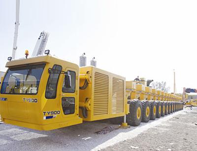 徐工TY900S(过隧型)运梁车