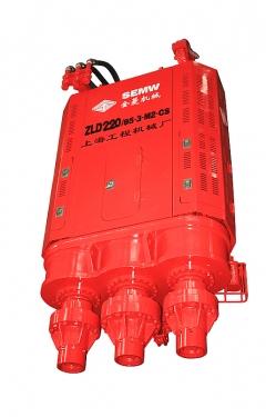 上工机械ZLD220/85-3-M2-CS超级三轴式连续墙钻孔机