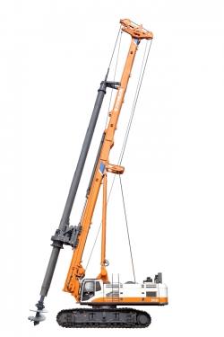 中联重科ZR420旋挖钻机