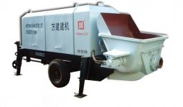 方建HBT60S混凝土输送泵