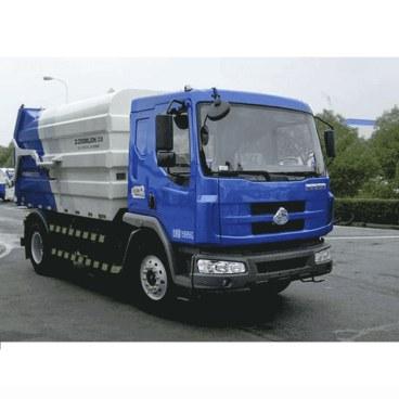 中联重科ZLJ5162ZLJLE4垃圾站配套转运车