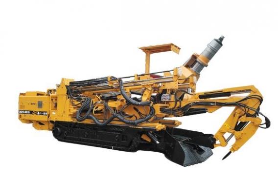 三一重工CMZY2-300/35双臂钻装机