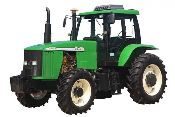 天拖TN1654型大马力轮式拖拉机