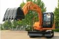 恒特HT85-8履带式挖掘机