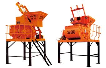 双丰JS500/750/1000型混凝土搅拌机