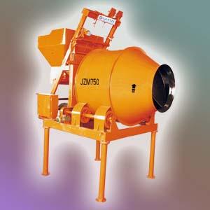 北山JZM型锥型反转出料混凝土搅拌机