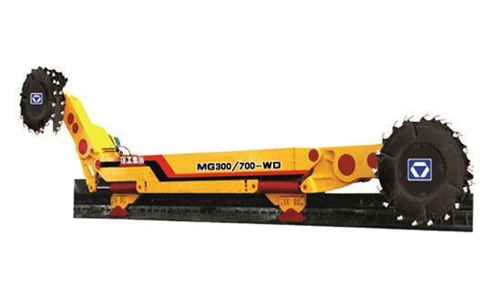 徐工MG250/600-WD采煤机