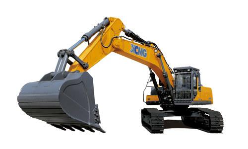 徐工XE490CK中大型挖掘机