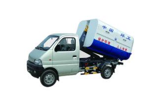 徐工XZJ5020ZXXA4车厢可卸式垃圾车