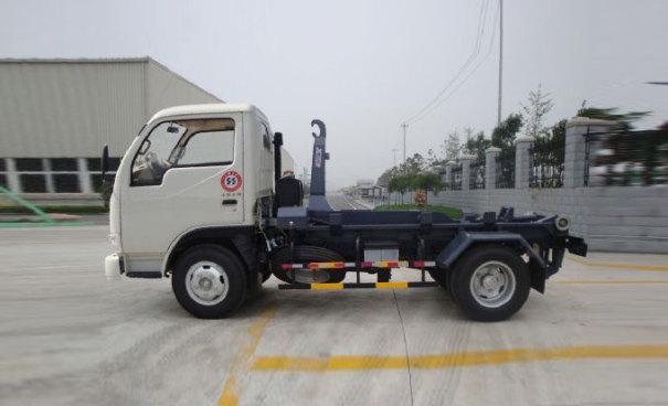徐工XZJ5040ZXX车厢可卸式垃圾车