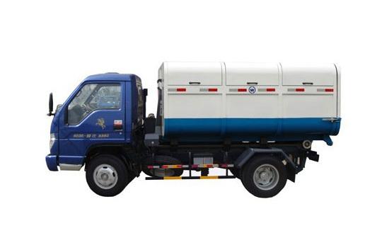 徐工XZJ5041ZXX车厢可卸式垃圾车