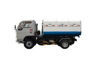 徐工XZJ5050ZXX车厢可卸式垃圾车
