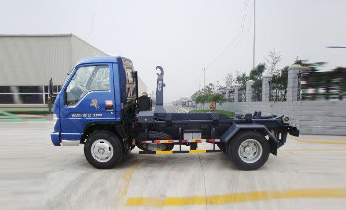徐工XZJ5061ZXX车厢可卸式垃圾车