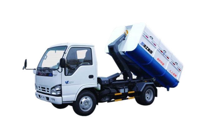 徐工XZJ5071ZXX车厢可卸式垃圾车