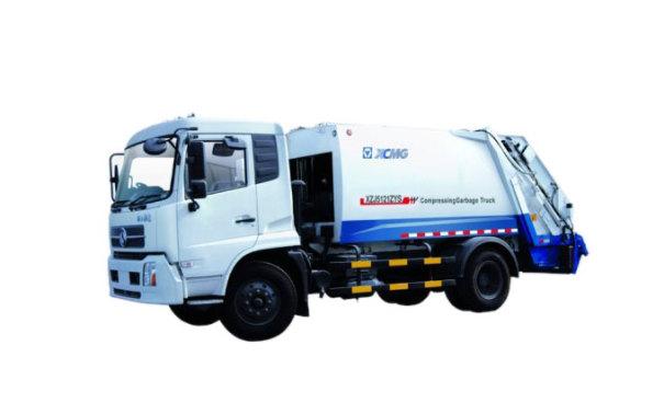 徐工XZJ5122ZYS压缩式垃圾车