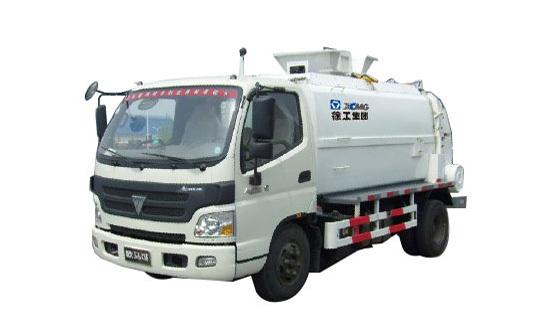 徐工XZJ5080TCAA4餐厨垃圾车