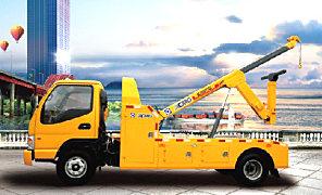 徐工XZJ5061TQZ吊托组合型清障车