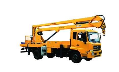 徐工XZJ5110JGK折叠臂高空作业车