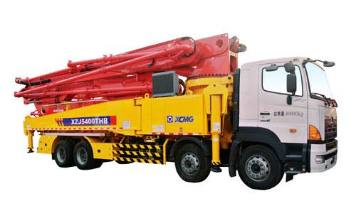 徐工HB52R泵车