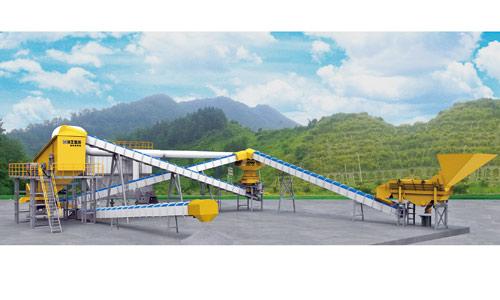 徐工MSE90K工程环保制砂线高清图 - 外观
