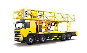 徐工XZJ5250JOJ14桁架式桥梁检测车