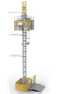 徐工SC200/200A塔式起重机